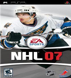 NHL 07 ROM