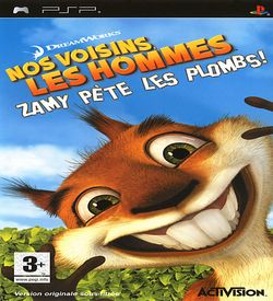 Over The Hedge - Hammy Goes Nuts ROM