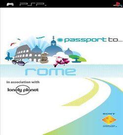 Passport To Rome ROM