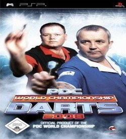 PDC World Championship Darts 2008 ROM