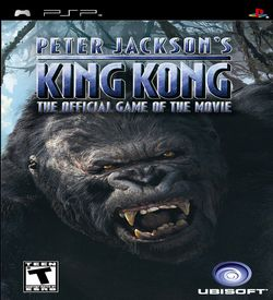 Peter Jackson's King Kong ROM