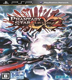 Phantasy Star Portable 2 Infinity ROM