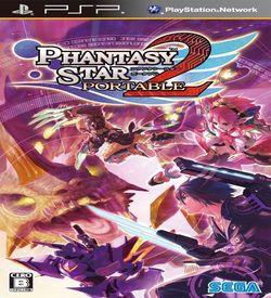 Phantasy Star Portable 2 ROM