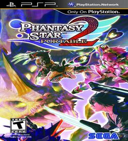 Phantasy Star Portable 2 ROM