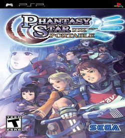 Phantasy Star Portable ROM