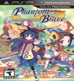 Phantom Brave - The Hermuda Triangle ROM