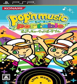 Pop'n Music Portable ROM
