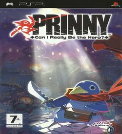 Prinny - Can I Really Be The Hero ROM