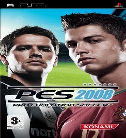 Pro Evolution Soccer 2008 ROM