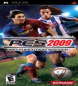Pro Evolution Soccer 2009 ROM