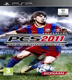 Pro Evolution Soccer 2011 ROM