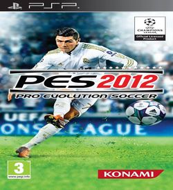 Pro Evolution Soccer 2012 ROM