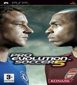 Pro Evolution Soccer 5 ROM