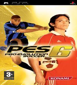 Pro Evolution Soccer 6 ROM