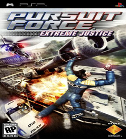 Pursuit Force - Extreme Justice ROM