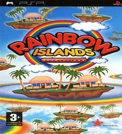 Rainbow Islands Evolution ROM