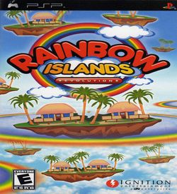 Rainbow Islands Evolution ROM
