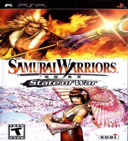 Samurai Warriors - State Of War ROM