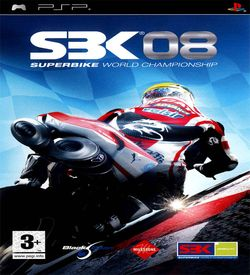SBK 08 - Superbike World Championship ROM
