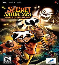 Secret Saturdays, The - Beasts Of The 5th Sun ROM