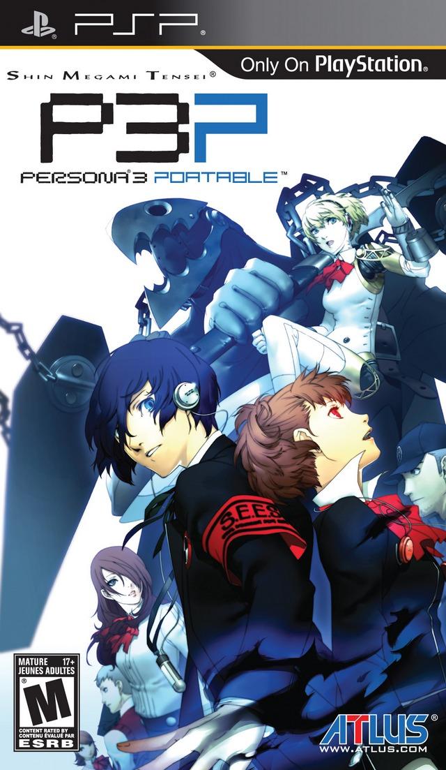 Shin Megami Tensei - Persona 3 Portable