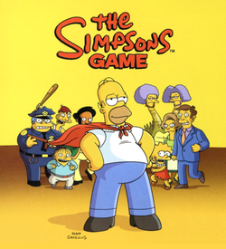 Simpson, I - Il Videogioco ROM