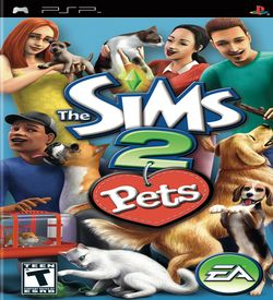 Sims 2, The - Pets ROM