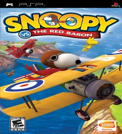 Snoopy Vs The Red Baron ROM