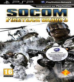 SOCOM - Fireteam Bravo 3 ROM