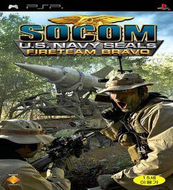SOCOM - U.S. Navy Seals - Fireteam Bravo ROM