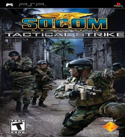 SOCOM - U.S. Navy Seals - Tactical Strike ROM