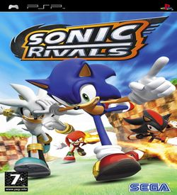 Sonic Rivals ROM