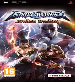 Soulcalibur - Broken Destiny ROM