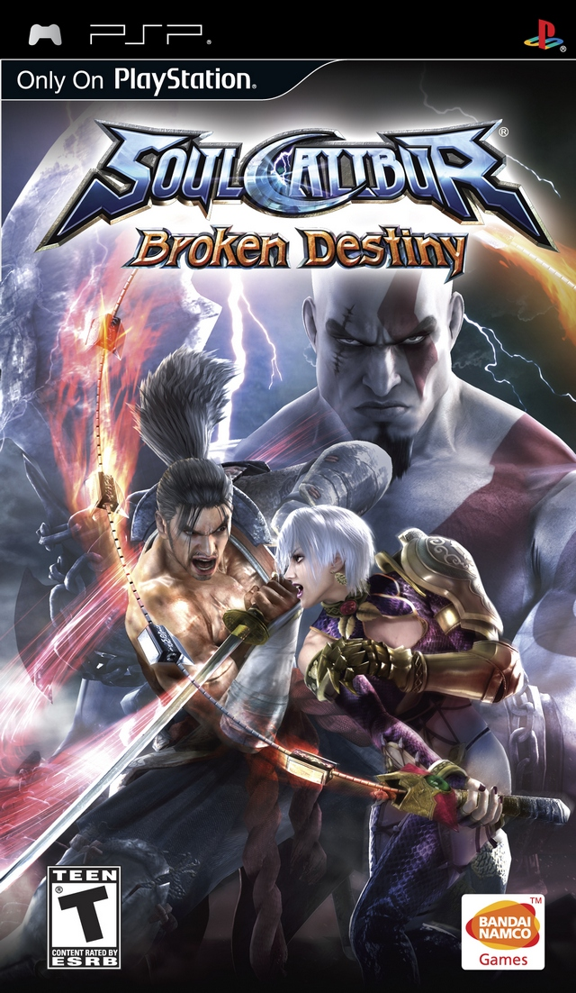 Soulcalibur - Broken Destiny