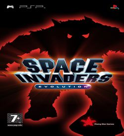 Space Invaders Evolution ROM