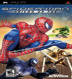 Spider-Man - Friend Or Foe ROM