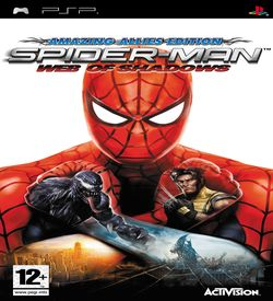 Spider-Man - Web Of Shadows ROM