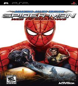 Spider-Man - Web Of Shadows ROM