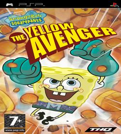 SpongeBob SquarePants - The Yellow Avenger ROM