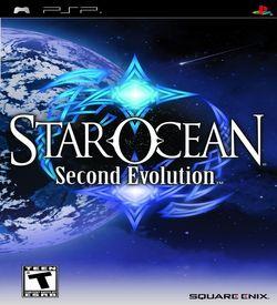 Star Ocean - Second Evolution ROM