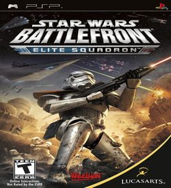 Star Wars Battlefront - Elite Squadron ROM