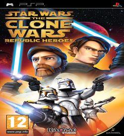 Star Wars - The Clone Wars - Republic Heroes ROM