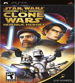 Star Wars - The Clone Wars - Republic Heroes ROM