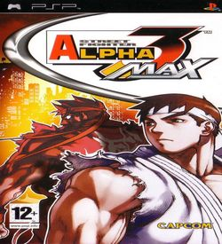 Street Fighter Alpha 3 Max ROM