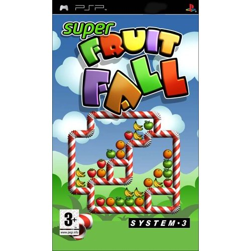 Super Fruit Fall Deluxe Edition