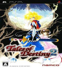 Tales Of Destiny 2 ROM