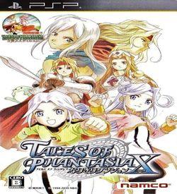 Tales Of Phantasia - Narikiri Dungeon X ROM