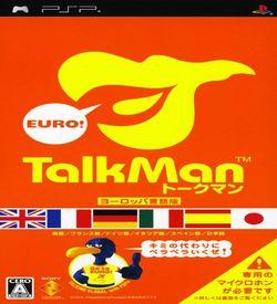 TalkMan EURO - TalkMan Europa Gengo Ban ROM
