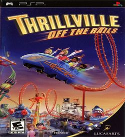 Thrillville - Off The Rails ROM