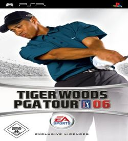 Tiger Woods PGA Tour 06 ROM